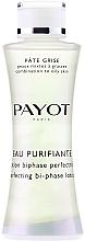 Perfumería y cosmética Loción limpiador facial bifásico con extracto de zinc - Payot Pate Grise Eau Purifiante