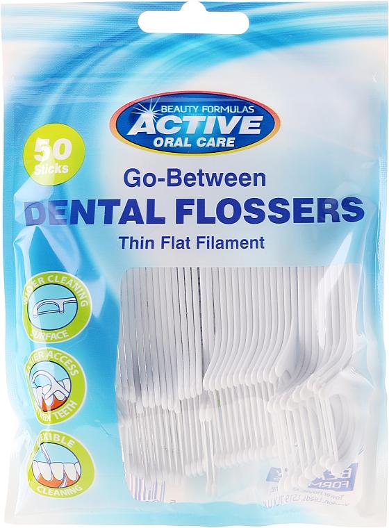 Hilo dental flossers - Beauty Formulas Active Oral Care Dental Flossers