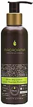 Perfumería y cosmética Loción de protección térmica para cabello con aceite de macadamia - Macadamia Natural Oil Professional Blow Dry Lotion