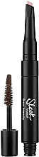 Perfumería y cosmética Gel para cejas con cepillo - Sleek MakeUP Brow Intensity