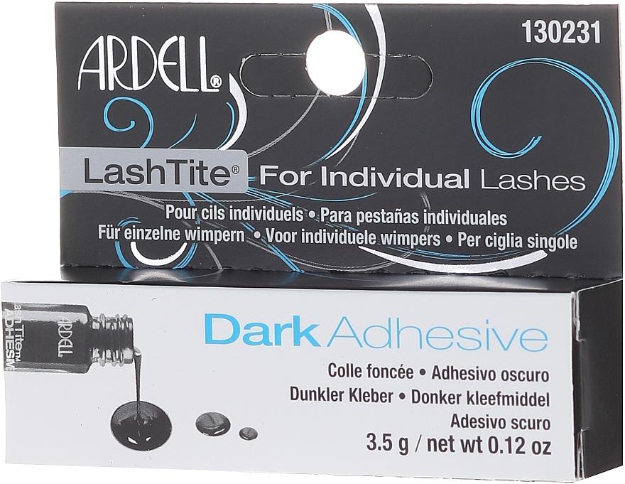 Pegamento para pestañas postizas individuales, negro - Ardell Lash Tite Adhesive