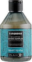 Perfumería y cosmética Champú reparador con alga espirulina - Black Professional Line Turquoise Hydra Complex Shampoo