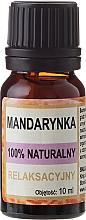 Perfumería y cosmética Aceite de mandarina 100% natural - Biomika Tangerine Oil