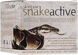 Perfumería y cosmética Crema facial antiarrugas con veneno de serpiente y aceite de rosa mosqueta - Diet Esthetic Snakeactive Antiwrinkle Cream