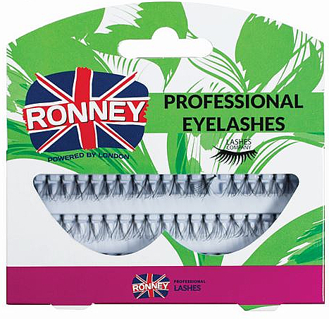 Pestañas postizas individuales - Ronney Professional Eyelashes 00031 — imagen N1