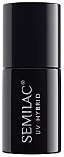Perfumería y cosmética Esmalte gel de uñas híbrido, UV, tonos pastel - Semilac PasTells UV Hybryd Nail Polish
