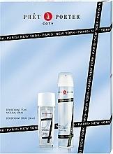 Perfumería y cosmética Coty Pret A Porter - Set (desodorante spray/75ml + desodorante/200ml)