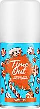 Perfumería y cosmética Champú seco en spray con aroma a dulces - Time Out Dry Shampoo Sweets