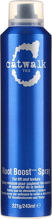 Spray para elevación y textura del cabello - Tigi Catwalk Your Highness Root Boost Spray — imagen N1