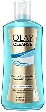 Perfumería y cosmética Tónico de limpieza con extracto de aloe vera - Olay Cleanse Tonic Freshness & Brightness