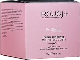 Perfumería y cosmética Crema facial hidratante con probiótico - Rougj+ ProBiotic Crema Hydrapro