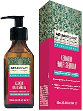 Perfumería y cosmética Sérum capilar con aceite de argán & queratina - Arganicare Keratin Repairing Hair Serum