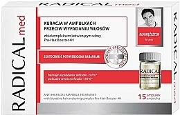 Perfumería y cosmética Tratamiento anticaída de cabello en ampollas para hombres - Radical Med Anti Hair Loss Ampoule Treatment For Men