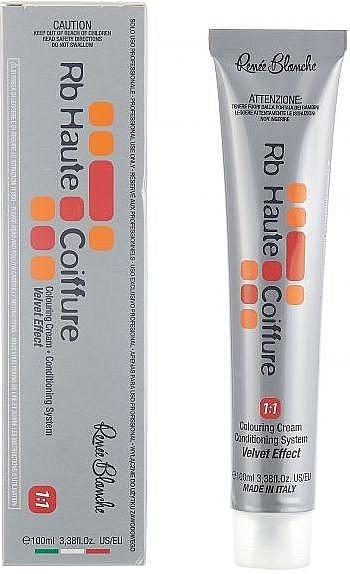 Tinte en crema para cabello - Renee Blanche Haute Coiffure