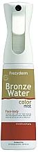 Perfumería y cosmética Spray autobronceador para rostro y cuerpo - Frezyderm Bronze Water Color Mist Face & Body