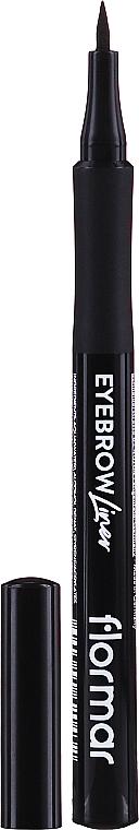Delineador de cejas - Flormar Eyebrow Liner