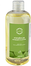 Perfumería y cosmética Aceite de baño con aroma a limón - Yamuna Orange Lemon Balm Scent Bath Oil