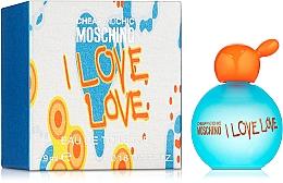 Moschino I Love Love - Eau de toilette (mini)  — imagen N1