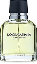 Perfumería y cosmética Dolce & Gabbana Pour Homme - Eau de toilette