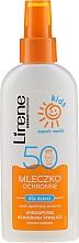Perfumería y cosmética Leche de proteccón solar en spray para bronceado SPF 50 - Lirene Kids Sun Protection Milk Spray SPF 50