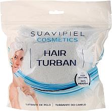 Perfumería y cosmética Turbante de cabello súper absorbente - Suavipiel Cosmetics Hair Turban