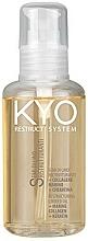 Perfumería y cosmética Sérum para cabello con semilla de lino reconstruyente, colágeno marino y queratina - Kyo Restruct Crystals Care Serum