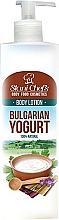 Perfumería y cosmética Loción corporal 100% natural con yogur de Bulgaria - Stani Chef's Bulgarian Yogurt Body Lotion