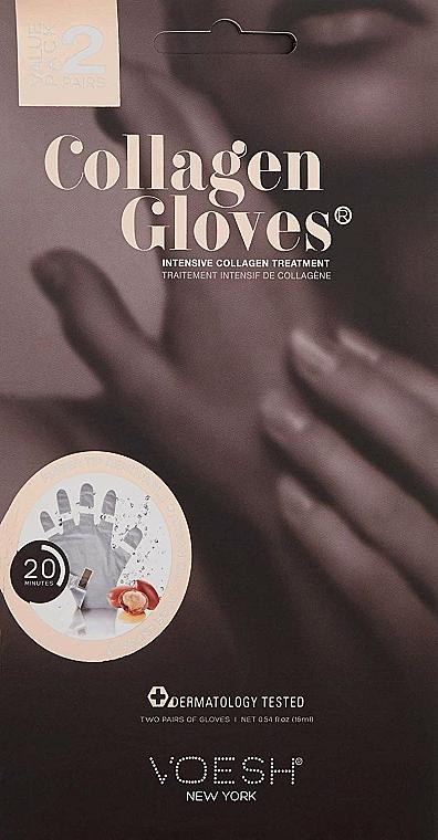 Tratamiento intensivo en guantes de manos de colágeno - Voesh Collagen Gloves Value Pack