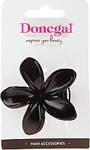 Perfumería y cosmética Pinza de pelo, negro, FA-5831 - Donegal