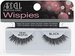 Perfumería y cosmética Pestañas postizas - Ardell Invisibands Demi Wispies Black