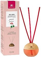 Perfumería y cosmética Ambientador Mikado con aroma a geranio sin alcohol - Cristalinas Mikado Reed Diffuser