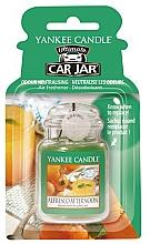 Perfumería y cosmética Ambientador de coche - Yankee Candle Car Jar Ultimate Alfresco Afternoon