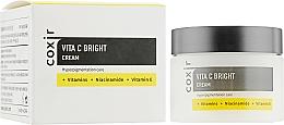Perfumería y cosmética Crema facial natural antimanchas con complejo vitamínico - Coxir Vita C Bright Cream