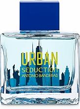 Perfumería y cosmética Antonio Banderas Urban Seduction Blue for Men - Eau de toilette