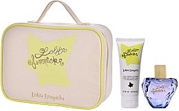 Perfumería y cosmética Lolita Lempicka Mon Premier Parfum 2017 - Set para mujeres (Eau de toilette/50ml+loción corporal/75ml)