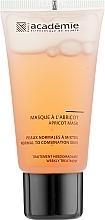 Perfumería y cosmética Mascarilla facial con extracto de albaricoque - Academie Visage Apricot Mask