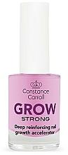 Perfumería y cosmética Tratamiento fortalecedor y acelerador de crecimiento de uñas - Constance Carroll Grow Strong