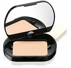 Perfumería y cosmética Polvo facial compacto - Bourjois Poudre Compacte Silk Edition