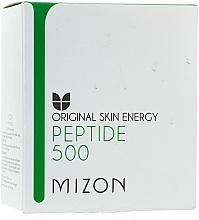 Perfumería y cosmética Sérum facial con péptidos, elastina y colágeno - Mizon Peptide 500