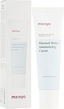 Perfumería y cosmética Crema facial hidratante con agua termal y D-pantenol - Manyo Factory Thermal Water Moisturizing Cream