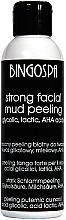 Perfumería y cosmética Crema facial exfoliante con barro natural del Mar Muerto, ácido de frutas, glicólico y láctico - BingoSpa