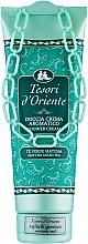 Perfumería y cosmética Tesori d`Oriente Matcha Green Tea - Crema de ducha con té matcha