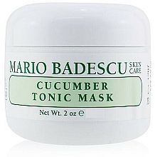 Perfumería y cosmética Mascarilla facial con pepino - Mario Badescu Cucumber Tonic Mask