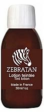 Perfumería y cosmética Loción tonificante para vitiligo, beige claro - Zebratan (Beige Clair)