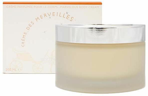 Hermes Eau des Merveilles - Crema corporal perfumada, con cera alba — imagen N1