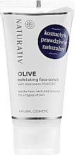 Perfumería y cosmética Peeling exfoliante facial con oliva - Naturativ Olive Exfolianting Face Scrub
