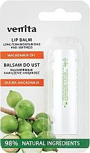Perfumería y cosmética Bálsamo labial con aceite de macadamia - Venita Lip Balm Macadamia Oil