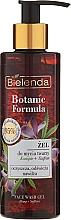 Perfumería y cosmética Gel limpiador facial con extracto de cáñamo - Bielenda Botanic Formula Hemp Oil + Saffron Moisturizing Face Wash Gel