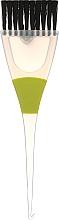 Perfumería y cosmética Aplicador de tinte M transparente, 65002 - Top Choice