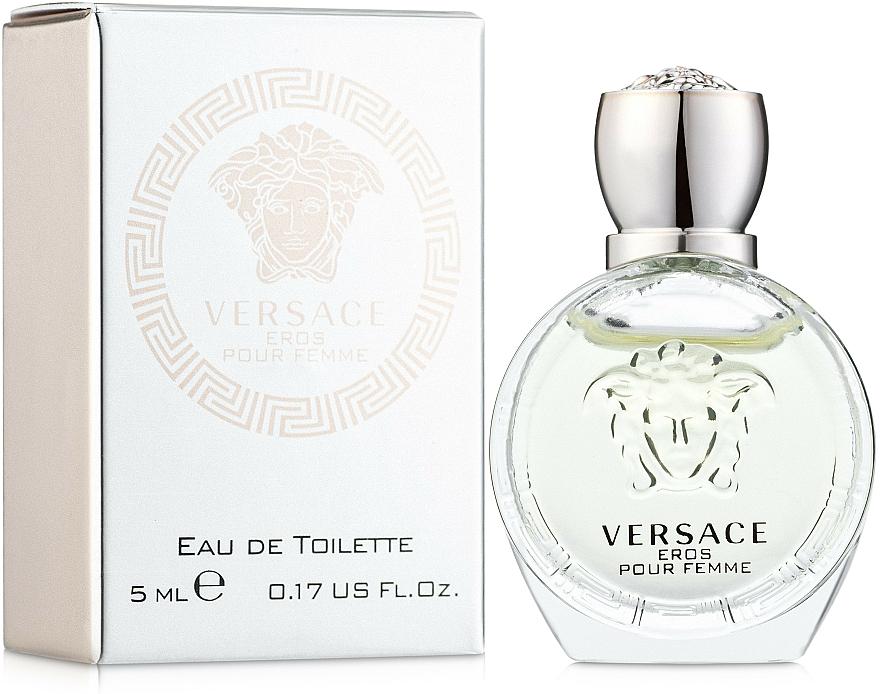 Versace Eros Pour Femme - Eau de toilette (mini)